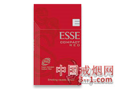 ESSE(Compact)Red | 单盒价格上市后公布 目前